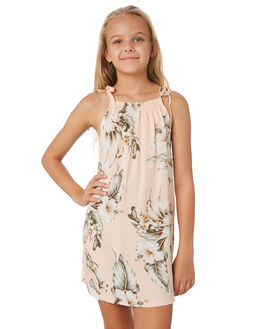 PEACH KIDS GIRLS RIP CURL DRESSES + PLAYSUITS - JDRBK10165