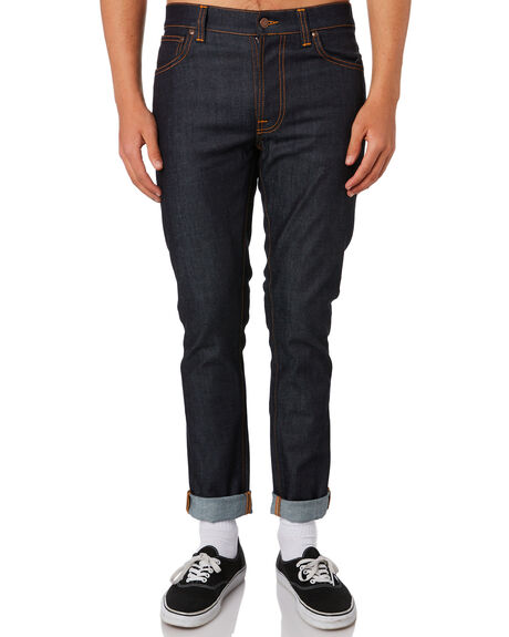 50715381a345 DRY 16 DIPS MENS CLOTHING NUDIE JEANS CO JEANS - 111946MD16D