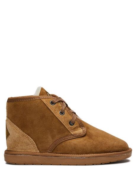 CHESTNUT MENS FOOTWEAR UGG AUSTRALIA BOOTS - DESCHE