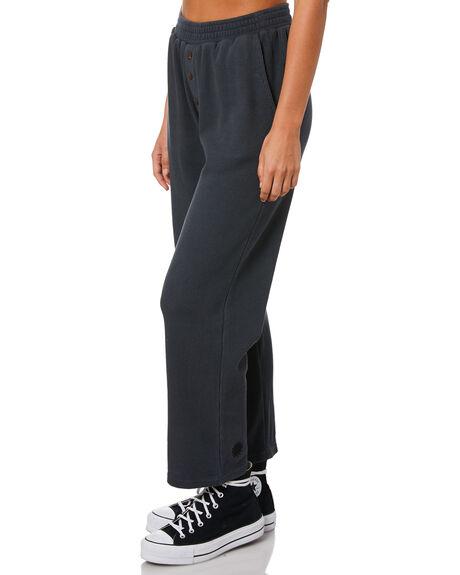BLACK WOMENS CLOTHING MISFIT PANTS - MT115505BLK