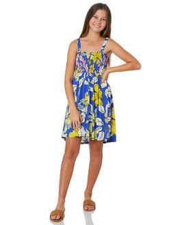 BLUE KIDS GIRLS MAAJI DRESSES + PLAYSUITS - 1715KKC03400