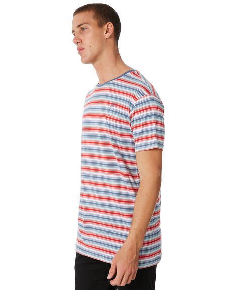 RED MENS CLOTHING SILENT THEORY TEES - 4014010RED