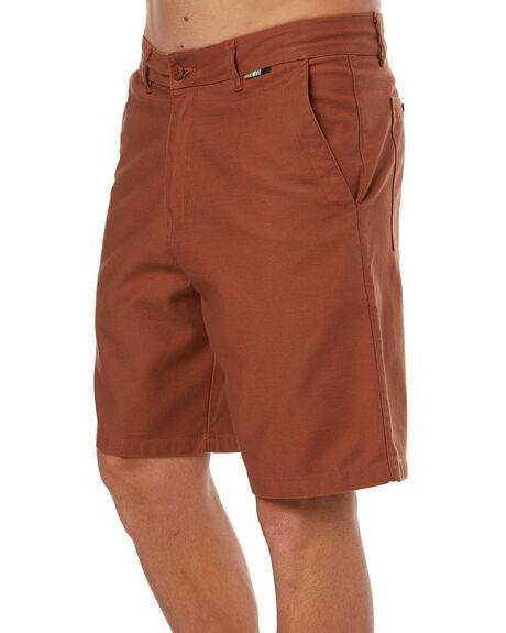 BRICK MENS CLOTHING DEPACTUS SHORTS - D5171233BRICK