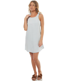 LIGHT BLUE WOMENS CLOTHING ALL ABOUT EVE DRESSES - 6401065LBU