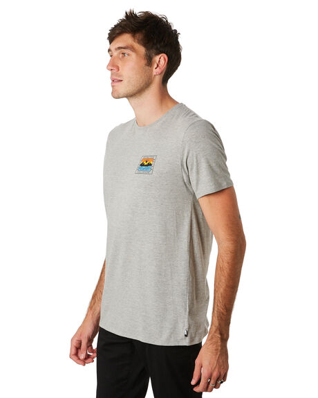 GREY MARLE MENS CLOTHING DEPACTUS TEES - D5194002GRYMA