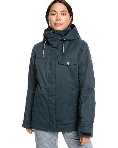 TRUE BLACK BOARDSPORTS SNOW ROXY WOMENS - ERJTJ03335-KVJ0