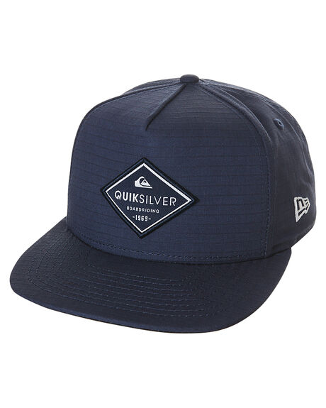 123028b8f89 NAVY BLAZER MENS ACCESSORIES QUIKSILVER HEADWEAR - AQYHA03675BYJ0