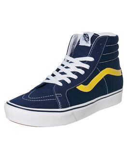 DRESS BLUES MENS FOOTWEAR VANS SNEAKERS - VNA3WMCVX4DBLU