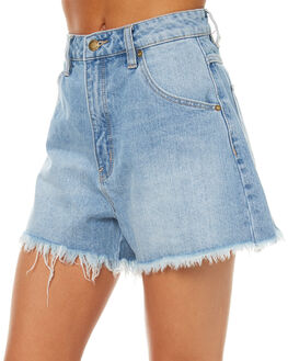 SUNSET WORN WOMENS CLOTHING ROLLAS SHORTS - 12319SUN