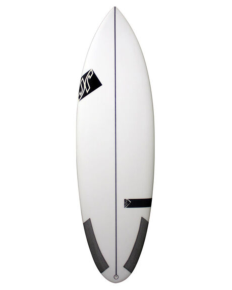 CLEAR BOARDSPORTS SURF JR SURFBOARDS SURFBOARDS - JRSLABMAIDENEPSCLR