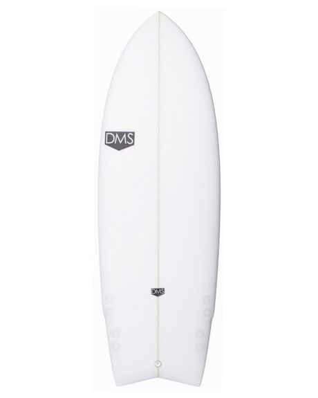CLEAR SURF SURFBOARDS DMS PERFORMANCE - SPOOKY_TOOTHCLR