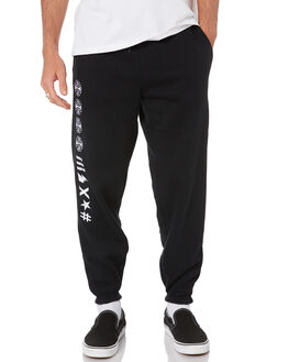 BLACK MENS CLOTHING INDEPENDENT PANTS - IN-MFC9299BLK