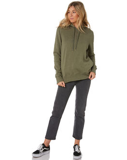 ARMY COMBO WOMENS CLOTHING VOLCOM JUMPERS - B3112075ARC
