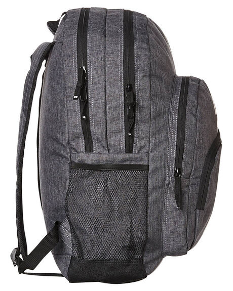 CHARCOAL MENS ACCESSORIES GLOBE BAGS - GB71119062CHAR