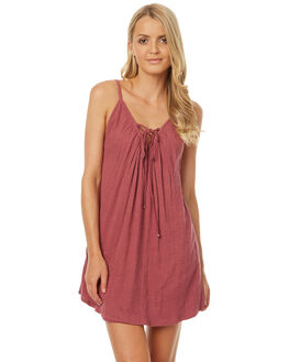 DARK ORCHID WOMENS CLOTHING BILLABONG FASHION TOPS - 6572156DAO