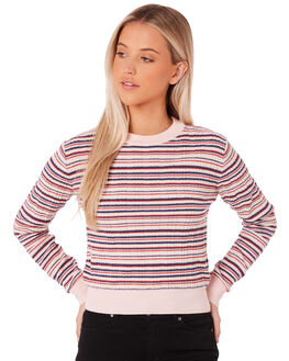 MULTI-COLOURED WOMENS CLOTHING ALL ABOUT EVE KNITS + CARDIGANS - 6414035MULT