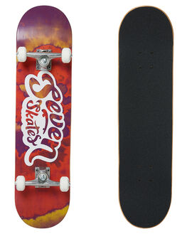 MULTI BOARDSPORTS SKATE SEVEN SKATEBOARDS COMPLETES - SVNCOMP1195MULTI
