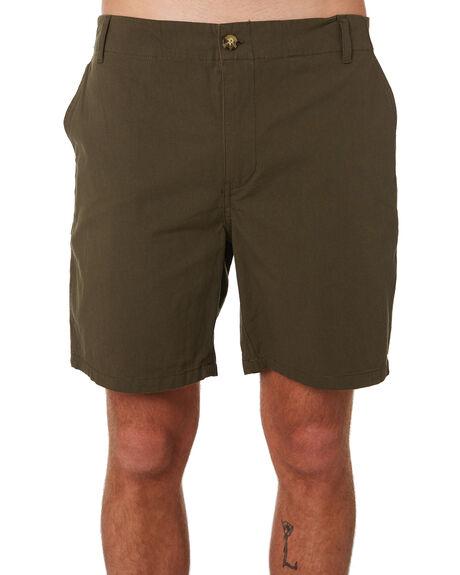FATIGUE MENS CLOTHING DEPACTUS SHORTS - D5201235FATIG