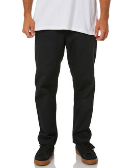 BLACK MENS CLOTHING INDEPENDENT PANTS - IN-MPA9145BLK