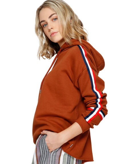 GINGER BREAD WOMENS CLOTHING ELEMENT JUMPERS - EL-293303-GGB