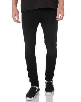 ZOSO BLACK MENS CLOTHING WRANGLER JEANS - W-901595-LR9ZOBLK
