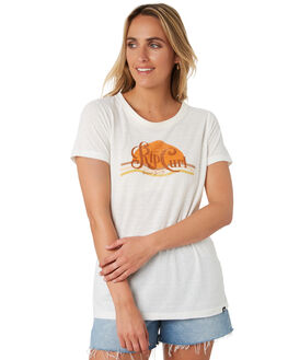 BONE WOMENS CLOTHING RIP CURL TEES - GTEDC23021