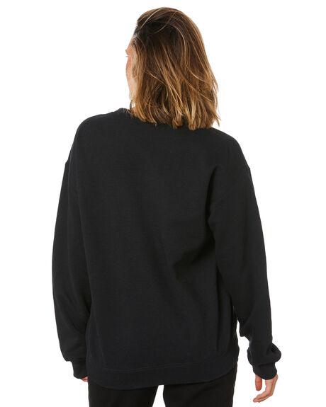 BLACK OUTLET WOMENS UNIVERSAL JUMPERS - GNR399BLK