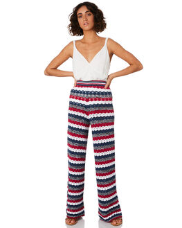 MULTI WOMENS CLOTHING TIGERLILY PANTS - T393376MLT