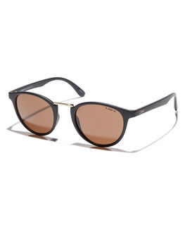 MATT BLACK WOMENS ACCESSORIES LIIVE VISION SUNGLASSES - L0591AMTBLK