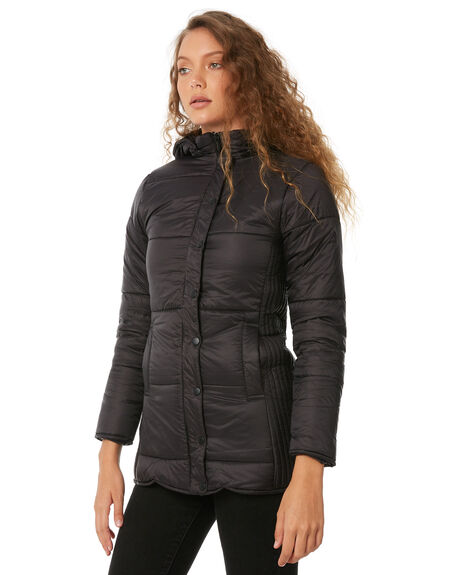 BLACK WOMENS CLOTHING BETTY BASICS JACKETS - BB605BLK