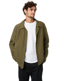 IVY GREEN MENS CLOTHING HERSCHEL SUPPLY CO JACKETS - 50064-00585