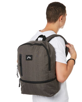 OLIVE MARLE MENS ACCESSORIES RUSTY BAGS + BACKPACKS - BPM0316OLM