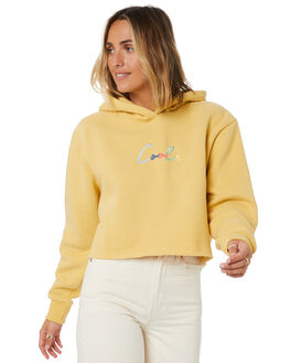 GOLD WOMENS CLOTHING COOLS CLUB JUMPERS - 409-CW6GOLD