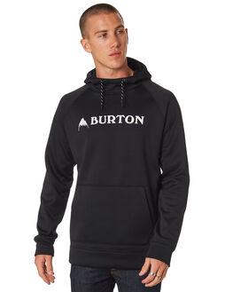 TRUE BLACK MENS CLOTHING BURTON JUMPERS - 10891106001TRBLK
