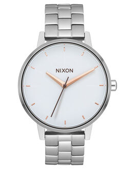SILVER WHT ROSE GOLD WOMENS ACCESSORIES NIXON WATCHES - A0993029