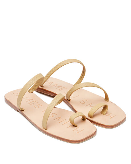 CREMA OUTLET WOMENS JAMES SMITH FASHION SANDALS - 12782542CREMA