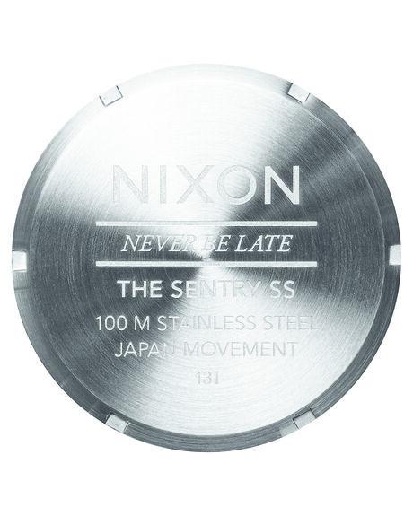 BLACK SUNRAY MENS ACCESSORIES NIXON WATCHES - A3562348
