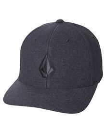 Volcom Stone Hyper Tech Xfit Cap - Dark Charcoal   SurfStitch