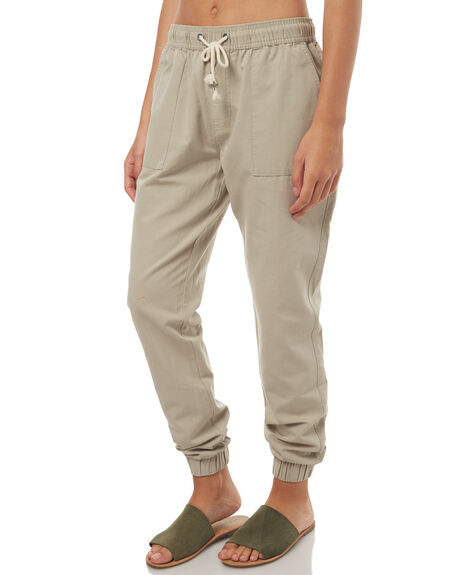 MOSS GREY WOMENS CLOTHING SWELL PANTS - S8171193MSSGY