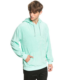 BEACH GLASS MENS CLOTHING QUIKSILVER JUMPERS - EQYFT04097-GCZ0