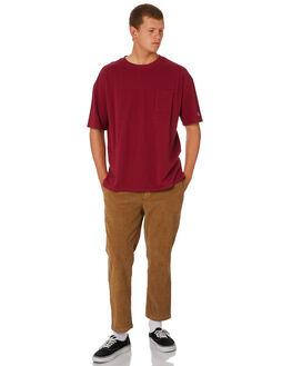 TAN MENS CLOTHING NO NEWS PANTS - N5183192TAN