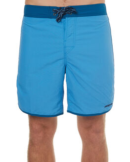 RADAR BLUE MENS CLOTHING PATAGONIA BOARDSHORTS - 86730RAD