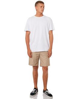 KHAKI MENS CLOTHING HURLEY SHORTS - AA8317235