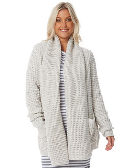 NATURAL WOMENS CLOTHING SWELL KNITS + CARDIGANS - S8183146NATRL