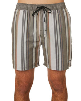SAVANNA MENS CLOTHING RUSTY BOARDSHORTS - BSM1449SAV