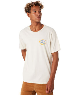 NATURAL MENS CLOTHING MOLLUSK TEES - MS1870NAT