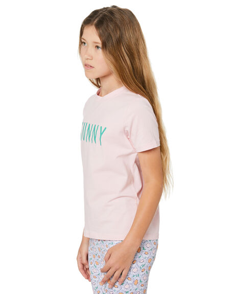 PINK KIDS GIRLS SUNNY ACTIVE TOPS - 2020TEEPINK