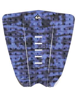 BLUE JEWEL SURF HARDWARE QUIKSILVER TAILPADS - EGLQSPDTYEBNS0