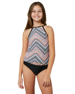 BLACK KIDS GIRLS RIP CURL SWIMWEAR - JSICW10090