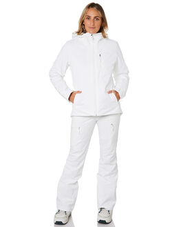 TNF WHITE BOARDSPORTS SNOW THE NORTH FACE WOMENS - NF0A3M4BFN4